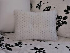 NEW Custom Ralph Lauren Port Palace Dot Accent Pillow Button 1 Button