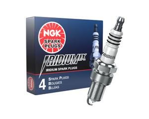 NGK 93175 4pcs Spark Plugs LKR7DIX-11S IRIDIUM IX Genuine Japan 4pk