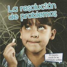 La resolución de problemas (Pequeno Mundo de las Habilidades Sociales)-ExLibrary