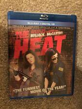 The Heat ( Sandra Bullock ) Bluray 1 Disc Set ( No Digital HD)