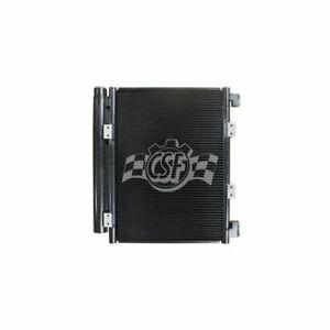 CSF 10883 A/C Condenser Aluminum Parallel Flow For Isuzu NPR NQR NRR 2008-2016