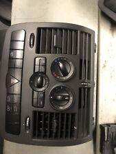Mercedes VITO W639 Hazard Light Switch Bar A6398701210 A6399060100