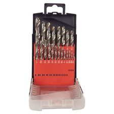 "Skil 2608588411 21 Piece Set IMPERIAL Metal Drill Bits Size from 1/16"" to 3/8"""