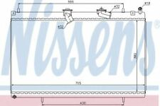 Nissens 61318A Radiator fit CITROEN XSARA 2.0 16V 98