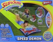 Wham-O Slip 'N Slide Speed Demon Water Slide - The Original
