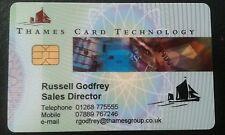 Carte a puce   Smart card  demo