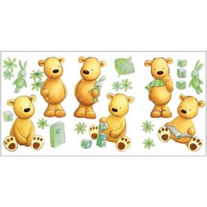 Teddy Bears Nursery Wall Stickers