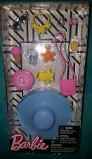 Barbie Doll Accessory Pack Beach Day Tourist Camera Frisbee Sunglasses Purse NEW
