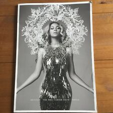 Beyoncé - The Mrs Carter Show  Tour Programme