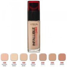 Fond de Teint fluide Infaillible 24 H - 24H Fresh Wear L'Oréal