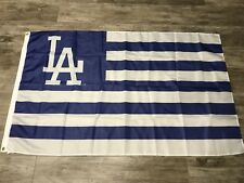 LA Los Angeles Dodgers Baseball 3x5 Flag World Series Same Day Shipping from CA