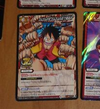 ONE PIECE MIRACLE BATTLE CARDDASS CARD RARE HOLO CARTE R 48/77 A JAPAN **
