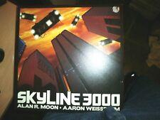Skyline 3000 Board Game - Z-Man Games - Land Management - Open Box Unplayed