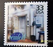 US commemorative stamp TV television show Seinfeld