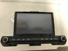 17-18 Hyundai Elantra 96560F2110 Navigation Radio 1331139