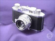 5725 - Halina 35X Compact Halina 45mm f3.5 Point & Shoot  Film Camera