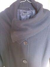 cappotto donna SISLEY TG.40 NERO