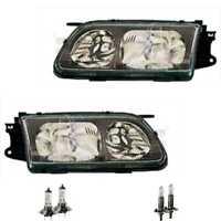 Scheinwerfer Set H1/H7 für Mazda 626 V Hatchback GF GW inkl. Osram Lampen