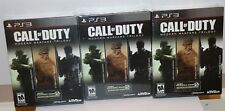 (NEW SEALED) CALL OF DUTY MODERN WARFARE TRILOGY PS3 PLAYSTATION 3 VIDEO GAME SE