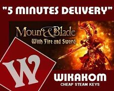 Mount & blade: with fire & sword pc (digital/vapeur)