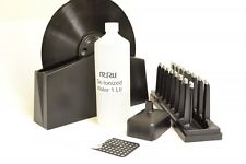 Mcru Knosti Lp Sistema de Limpieza | 2 máquinas limpiar + Enjuague | 25 Libre Lp Mangas