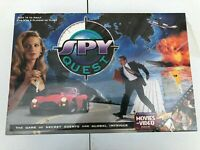 Vintage SpyQuest Video Action Thriller Board Game - NEW - RARE!