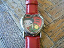 Betty Boop watch with fresh battery