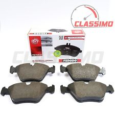Front Brake Pads - BMW 5 Series E34 + 7 Series E32 - all models - 1986 to 1997