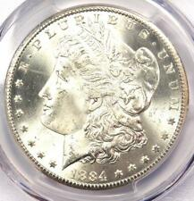 1884-CC Morgan Silver Dollar $1 Coin - PCGS MS66+ PQ Plus Grade - $1,300 Value!