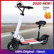 10inch Outdoor Adult Foldable Electric Scooter Mini Waterproof E-bike Portable