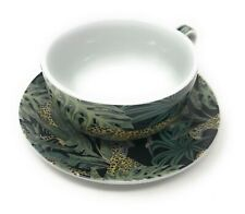 NEW Jungle Fever Leopard Tea for One  Teapot, Cup and Saucer Set Gift Boxed