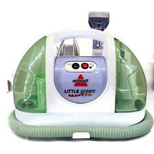 Bissel Little Green Machine Portable Carpet and Upholstery Cleaner Model 1425