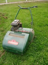 RANSOME 51 Super-Certes 10 Blade Lawnmower. Used - in good working condition