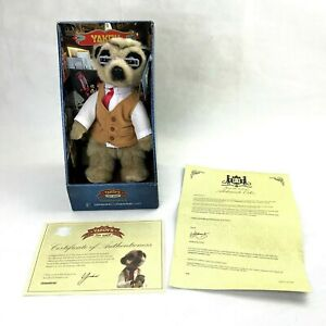 BN Yakov Meerkat Toy, Yakovs Toy Shop - Compare The Market Toy With Certificate