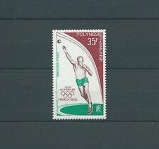 POLYNESIE - 1968 YT 26 PA - TIMBRE NEUF** MNH LUXE