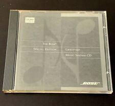 BOSE Lifestyle Music System CD Reference Disc Telarc Digital