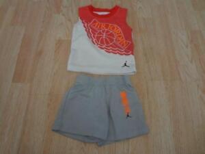 Infant/Baby Air Jordan 18 Mo Jersey Top & Shorts Nike Jersey