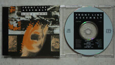 Front Line Assembly – Iceolate    Maxi-CD  mint minus top  Third Mind TMSCD 52