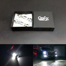NEW 2x H1 6000K Super White CREE 100W LED High Power Fog Lights Driving Bulbs #1