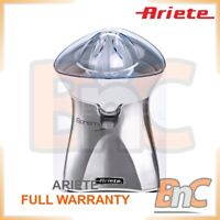 Electric Citrus Juicer Fruits Squezzer Juice Press ARIETE 407 Spremi Metal 60W