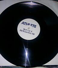 "Athlete Half Light 12"" vinyl single record (Maxi) UK promo 12ATHDJ008 EX"