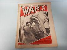 The War Illustrated No. 66 Vol 3 1940 Taranto Koritza American 'Planes Indian
