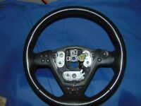 2003 Cadillac CTS Leather Steering Wheel w/ Controls OEM