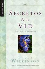 Serie Bolsillo: Secretos de la Vid by Bruce Wilkinson (2013, Paperback)