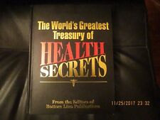 The World's Greatest Treasury of Health Secrets by Bottom Line Publications