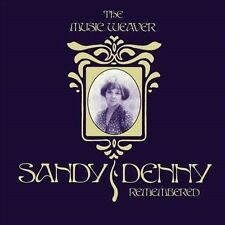 The Music Weaver: Sandy Denny Remembered by Sandy Denny (CD, Apr-2008, 2 Discs, Island (Label))