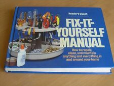 Book Reader's Digest Fix-It-Yourself Fix It Yourself Manual  480 Pages 1979