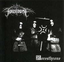 Forestdome - Foresthrone CD 2013 black metal Spain Misanthropic Art