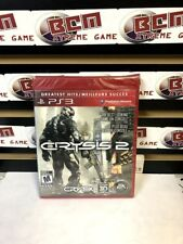 Crysis 2 PS3 (Sony Playstation 3) - Brand New, GREATEST HITS