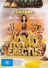 National Lampoon's Homo Erectus-DVD-Adam Rifkin-Ali Larter-David Carradine-NEW
